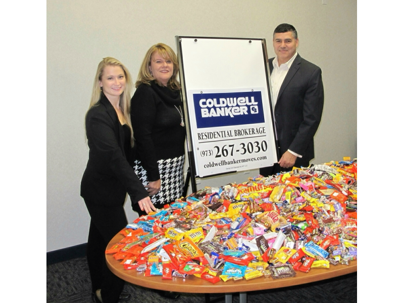 Parsippany Bank Sends 200 Pounds of Candy to Troops | Parsippany, NJ