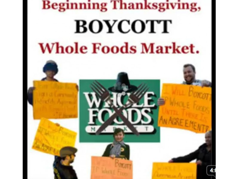 Opponents of whole foods ask for boycott of jp store jamaica plain opponents of whole foods ask for boycott of jp store 0 platinumwayz
