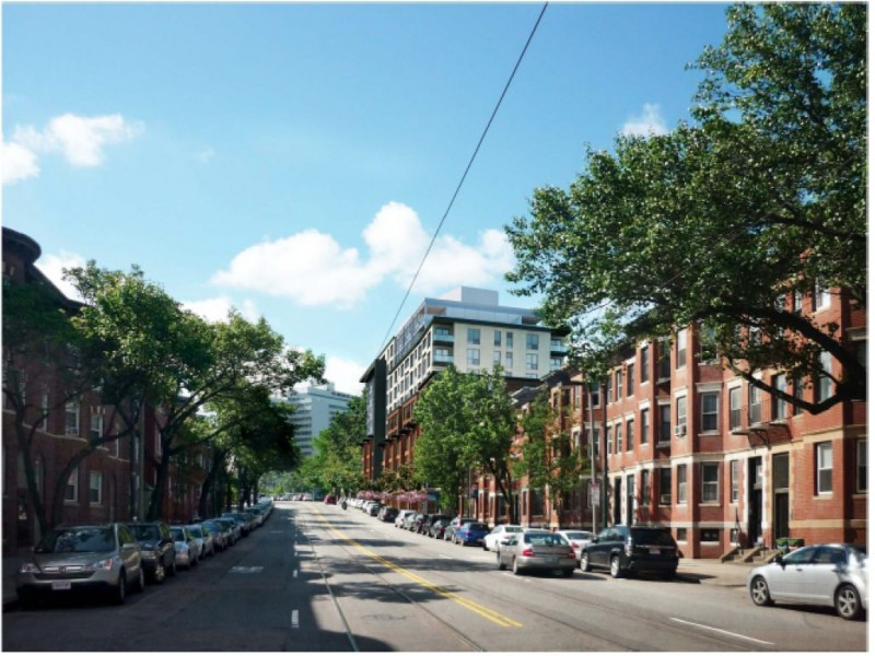 Jamaica Pond Association Rejects Story Apartment Building For