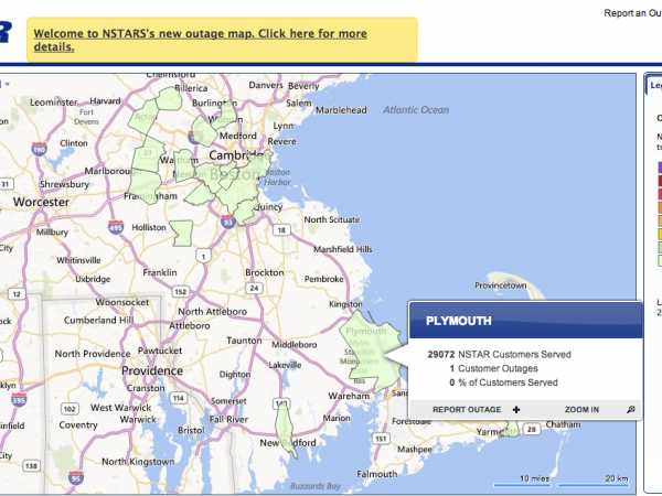 Nstar Outage Map My Blog