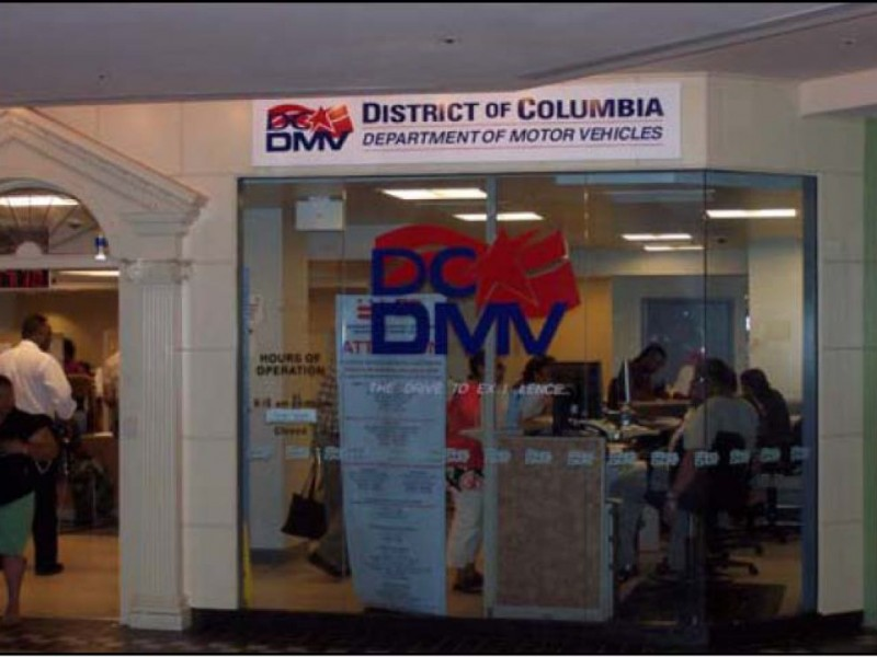 Georgetown dmv to close saturday georgetown dc patch for Department of motor vehicles closest to me