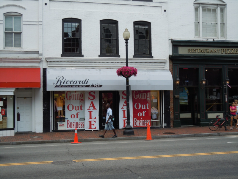 Pandora jewelry store coming to m street georgetown dc for Pandora jewelry tysons corner