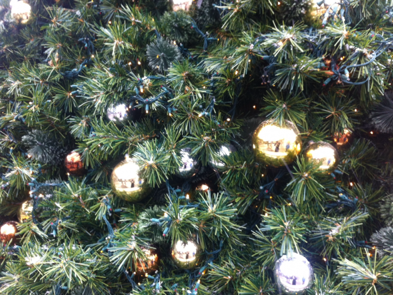 old orchard decorates its christmas trees 0 - What To Do With Old Christmas Trees