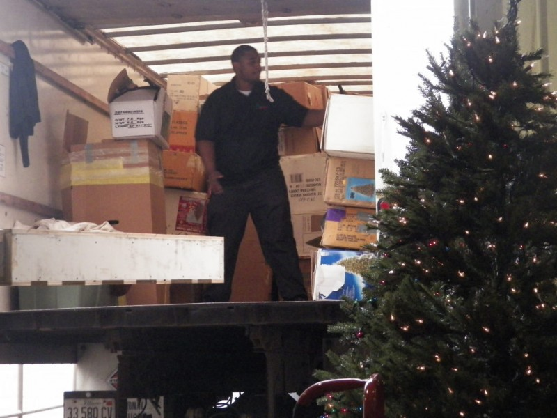 Artificial Christmas Trees Donated To Those In Need