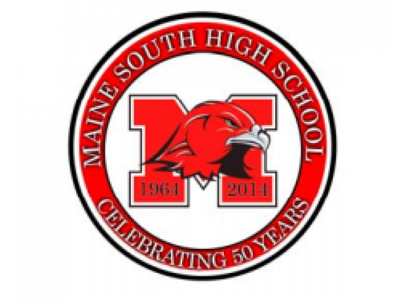 winning logo quotation selected for maine south s 50th anniversary