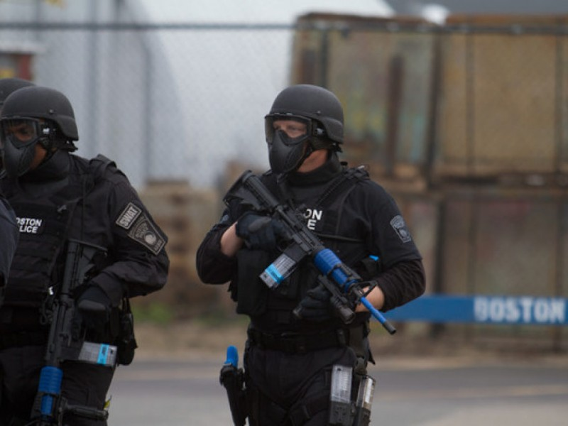 Five Things: Boston SWAT Team Photos | South End, MA Patch