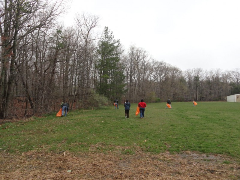 Meadowood Gunston Elementary Educational Trail Now Open