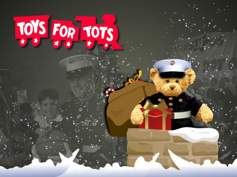 Toys For Tots Graphics : Loudouns got lots of toys for tots drops ashburn va patch