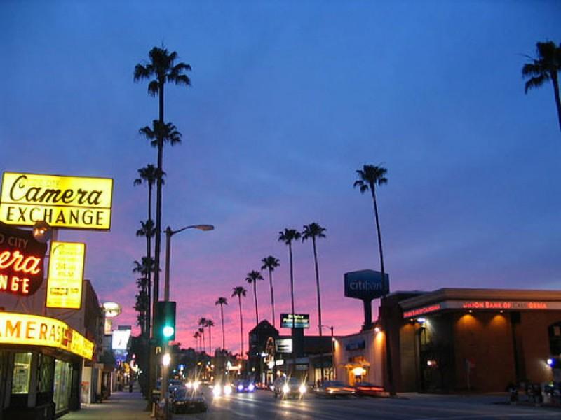 Ventura Boulevard Studio City Ca