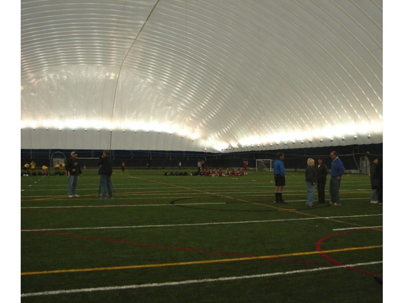 Photos Maple Grove Sports Dome Opens Maple Grove Mn Patch