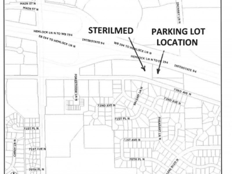 Council Approves Lease Agreement Between Maple Grove Sterilmed