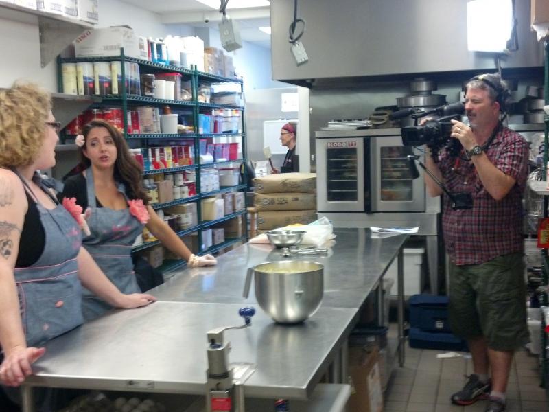 Nadia Chef Food Network