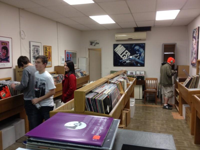 Guru Shop 5 questions with don radcliffe ella guru record shop owner