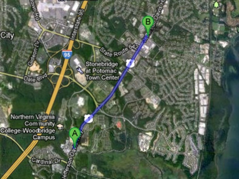 County Route 1 Widening Project To Include Underground Power Lines