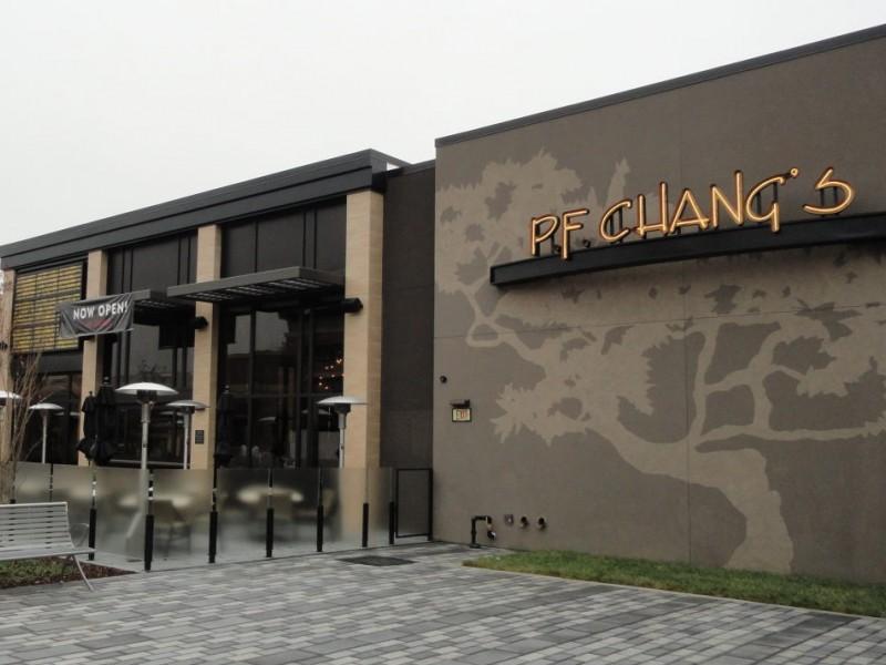 P F Chang S Opens At Stonebridge At Potomac Town Center