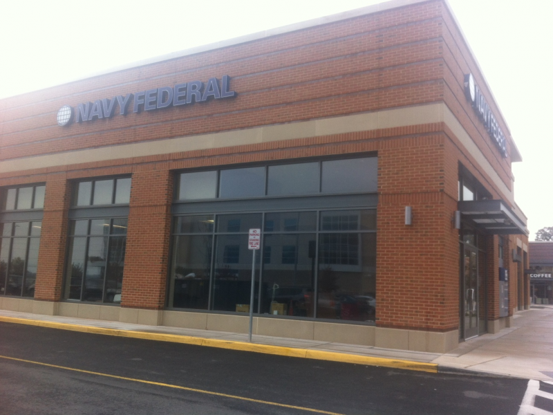 Navy Federal Credit Union Coming To Stonebridge At Potomac Town