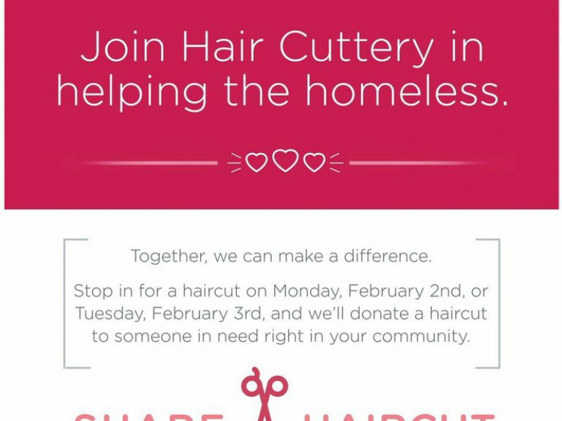 Share A Haircut Program To Provide Thousands Of Haircuts To The