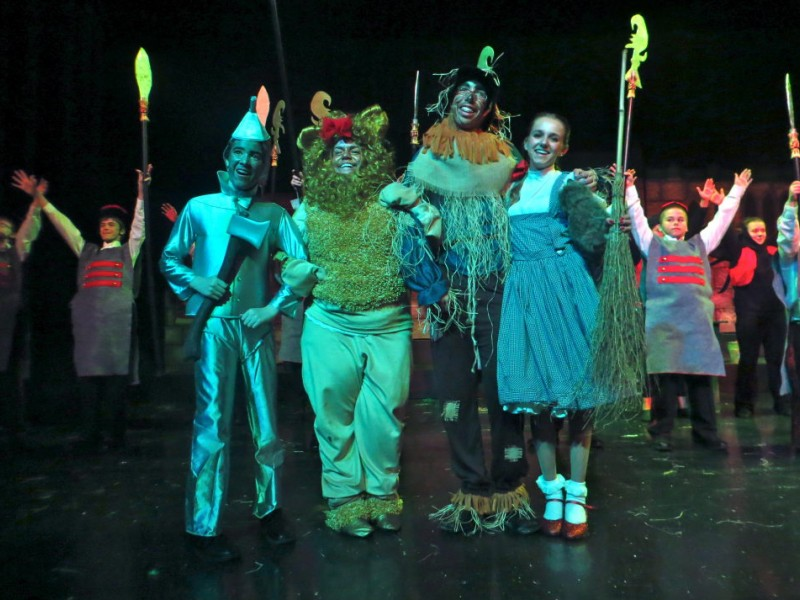 Phillips Chevy Frankfort >> HCMS presents Wizard of Oz!!! | Frankfort, IL Patch