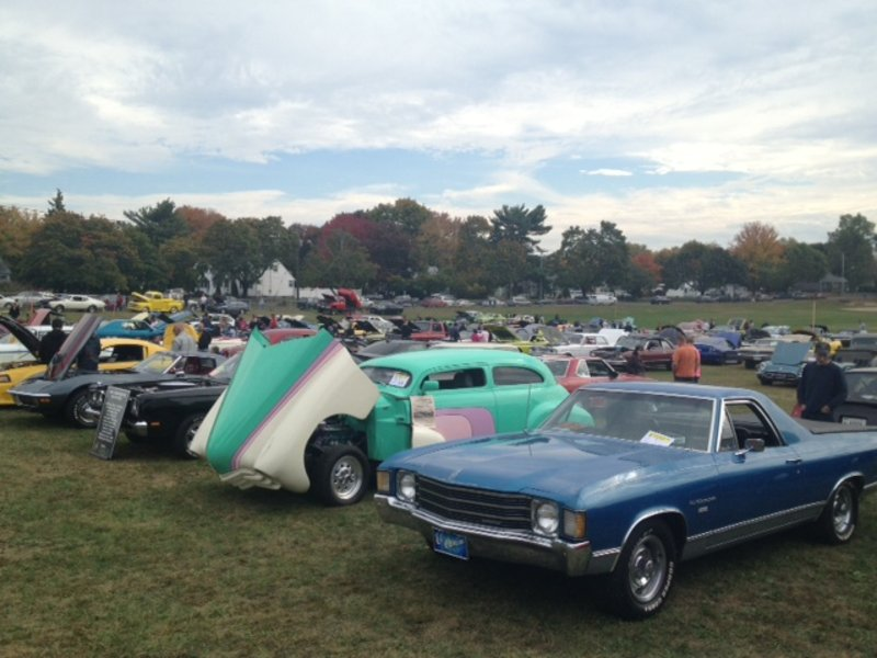 Fall Craft Food Truck Festival Plus Classic Car Cruise Milford - Milford cruise in car show