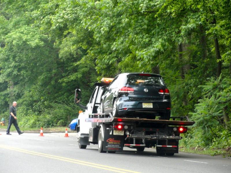 Morganville Nj Car Accident