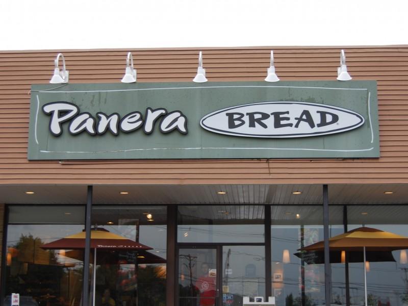 Panera bread celebrates th anniversary of pink ribbon bagel