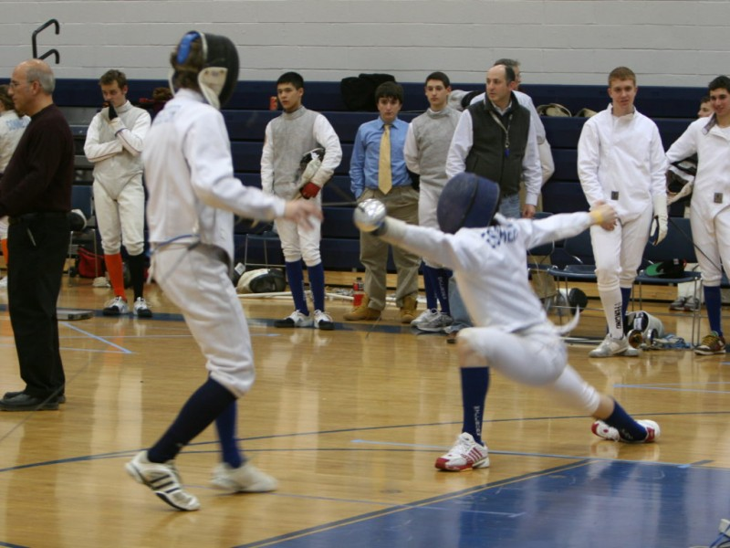Millburn Fencers Travel To Montclair For Dual Meet