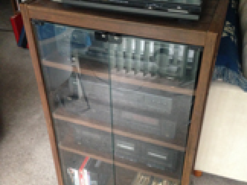 ... Home Stereo Cabinet And Home Stereo Equipment For Sale 0 ...
