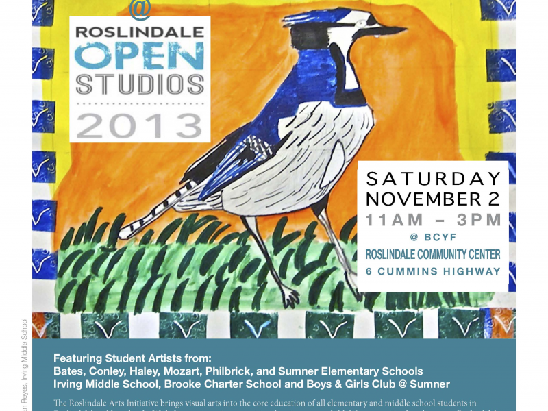 Roslindale Student Art Exhibition | Roslindale, MA Patch