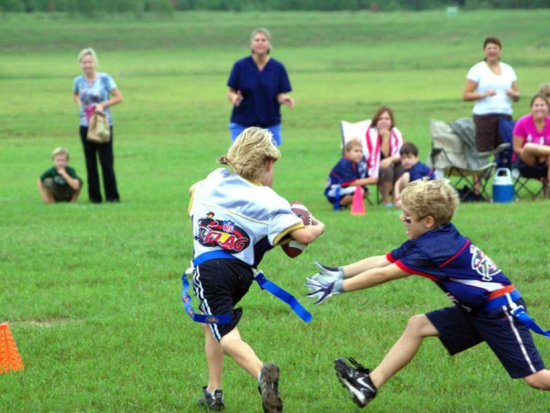 Sport And Social Kids Flag Football Fall