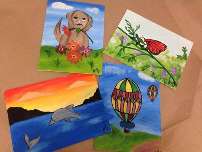 Michaels Arts And Crafts In Carrollwood New Kids Classes