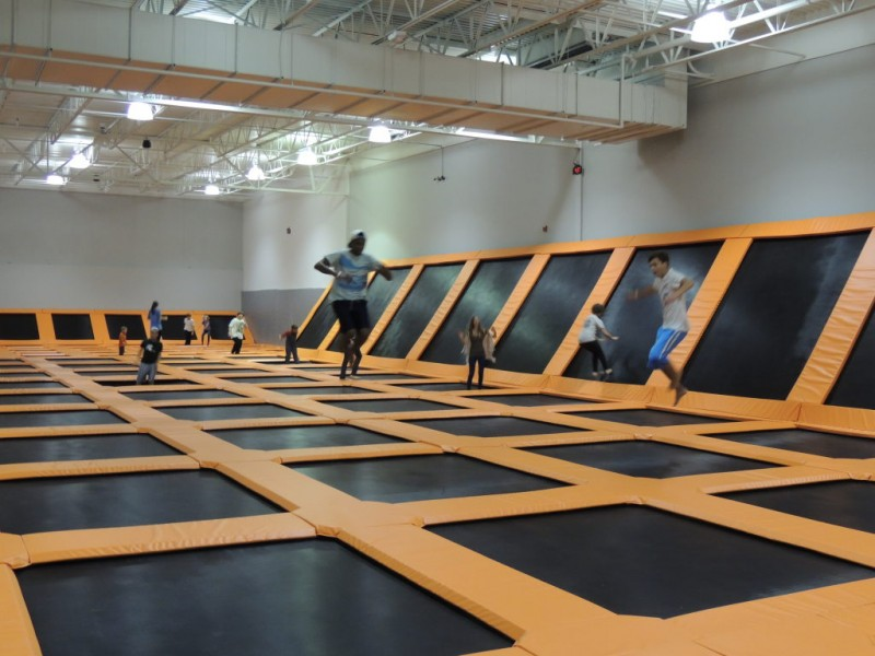airtime trampoline and game park opens in troy