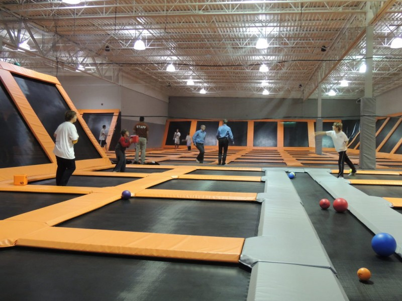 Airtime Trampoline And Game Park Opens in Troy | Troy, MI Patch