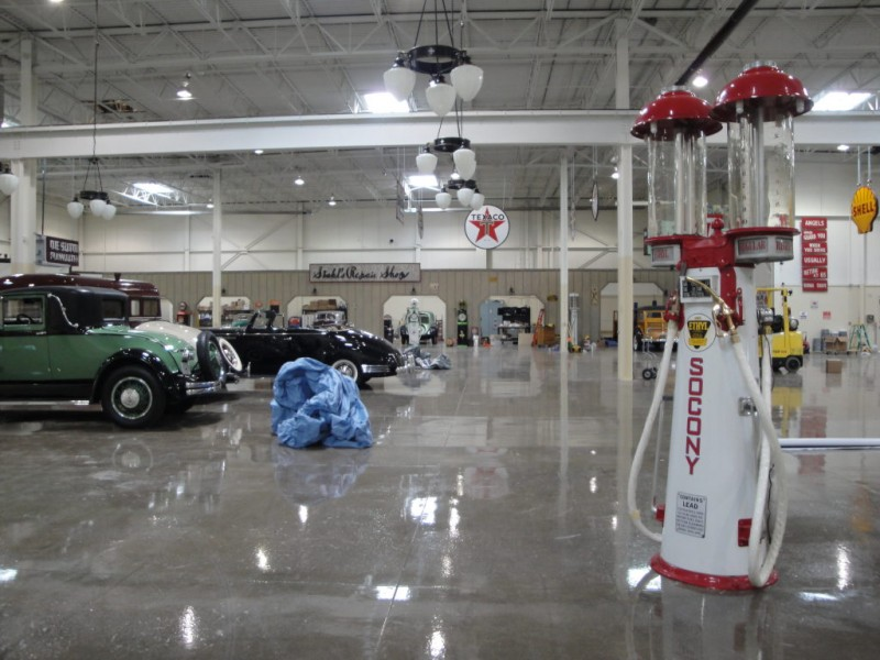 Vintage Car Museum Zooms into Chesterfield | New Baltimore, MI Patch