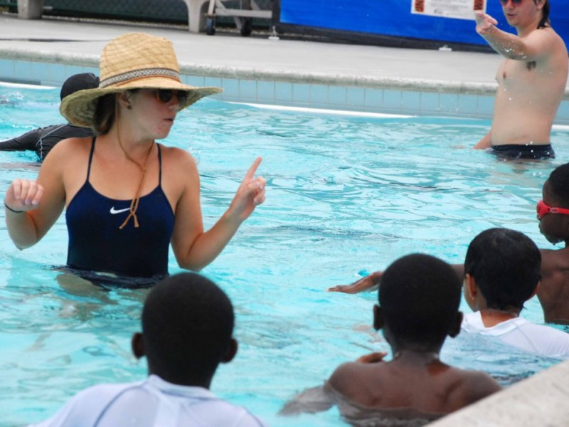 end of an era  municipal pool says farewell to school after 30 years