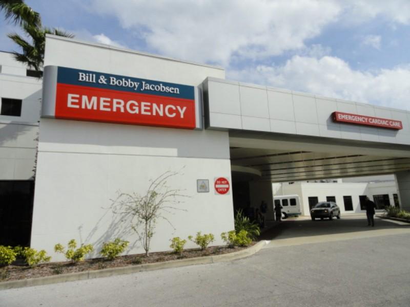 Good Samaritan North Emergency Room