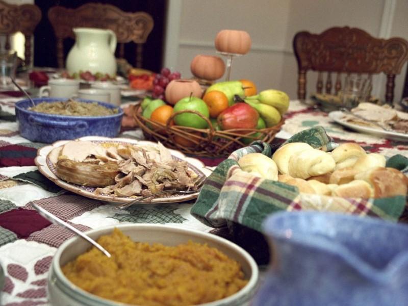 Restaurants Opened For Thanksgiving  In Metro Atlanta
