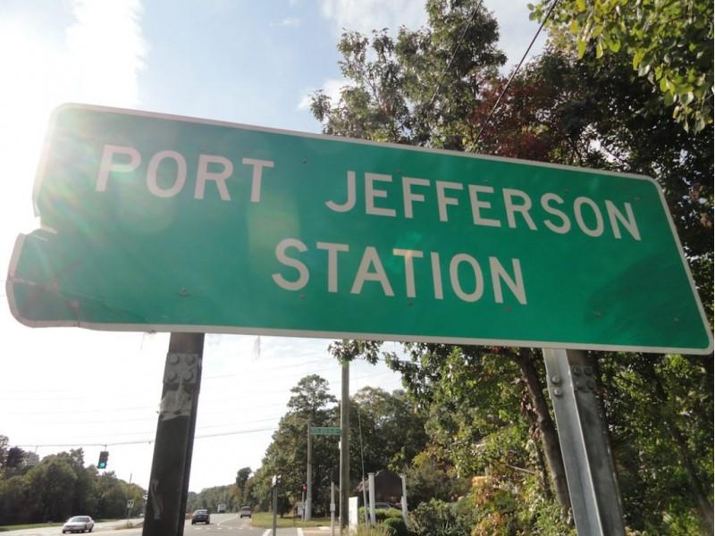Car Accident Port Jefferson