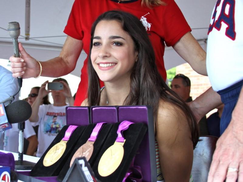 USA Gymnast Aly Raisman Says No Such Thing as a 'Girl Sport,' Do You Agree?