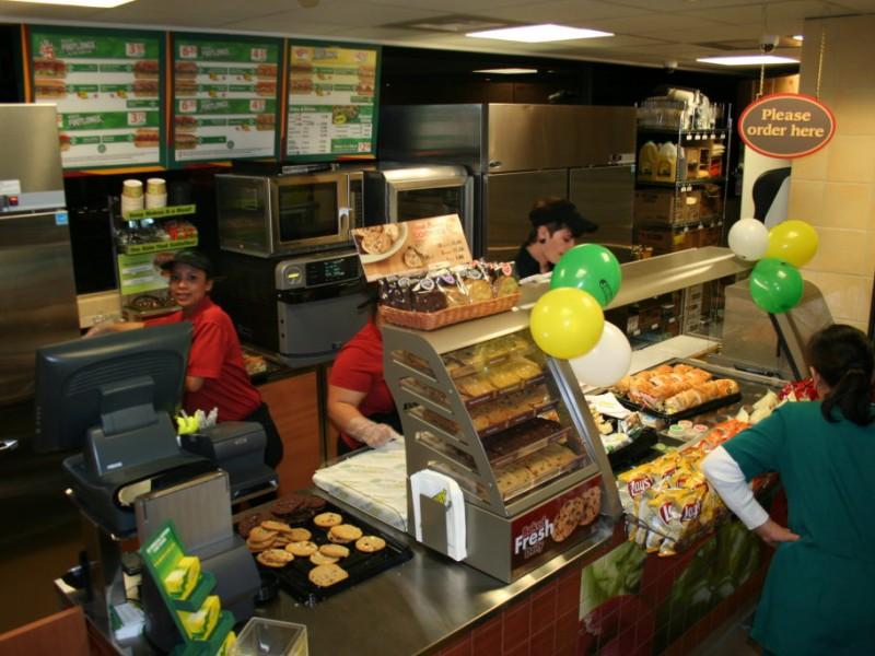 Subway Restaurants Lemon Grove Ca