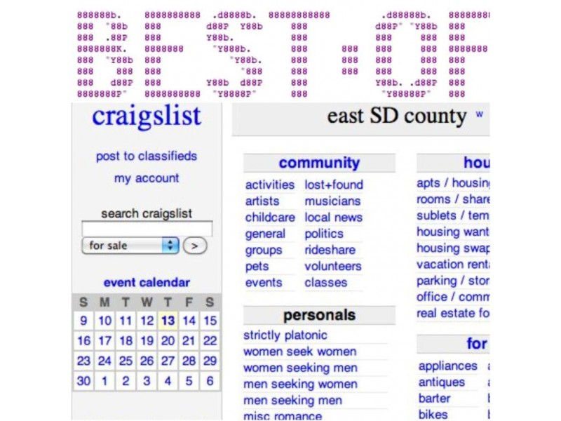 Best of Santee Craigslist: Jobs, Pets and a Whale of a ...