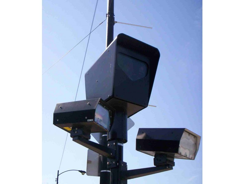 Oak Lawn Adds Two New Red Light Camera Locations