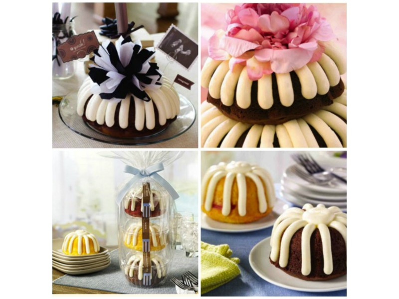 Nothing Bundt Cake Benefit