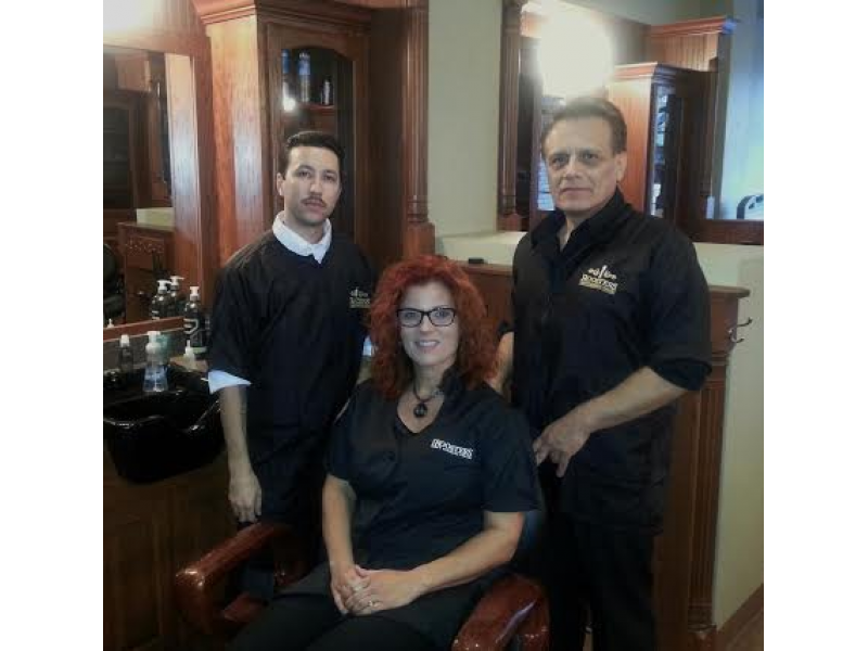 Roosters Mens Grooming Center Opens In San Mateo San Mateo Ca Patch