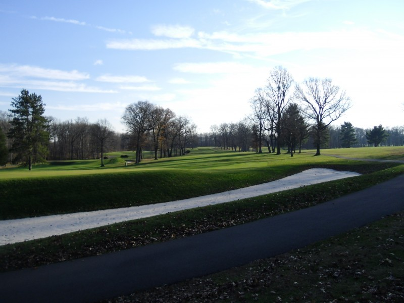 Parsippany Eyes 3m In Improvements To Knoll West Golf