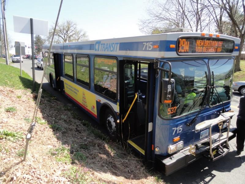 Car Accident Hartford Friday