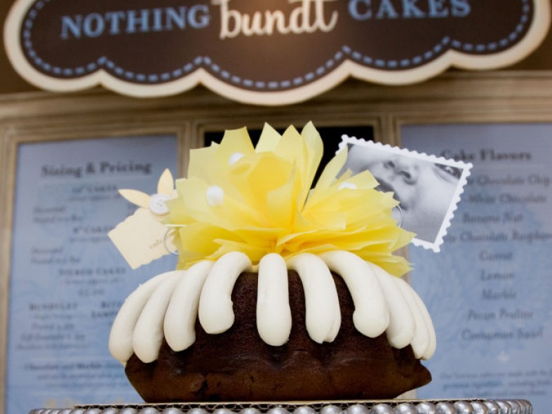 Nothing Bundt Cakes Sacramento Ca