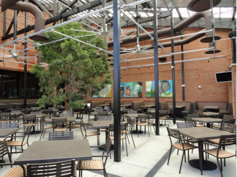Top Spots For Outdoor Dining In Roseville