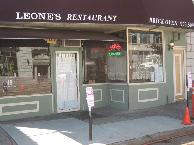 Leone Pizza Kitchen Nightmares