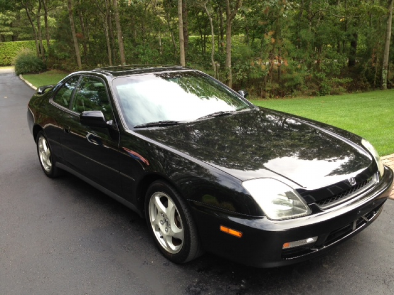 2001 honda prelude for sale low miles very clean black one owner cult classic north fork. Black Bedroom Furniture Sets. Home Design Ideas