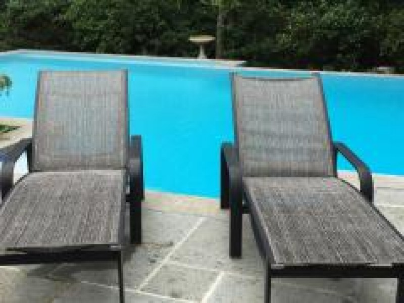 Gentil ENORMOUS Lot Of Brown Jordan Patio Furniture For Sale In Oyster Bay Cove:  $3399 | Syosset, NY Patch